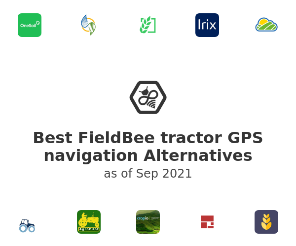 Best FieldBee tractor GPS navigation Alternatives