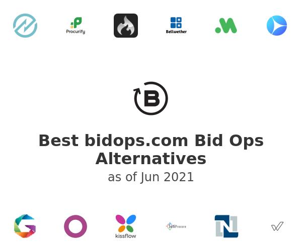 Best Bid Ops Alternatives