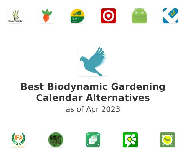 Best Biodynamic Gardening Calendar Alternatives