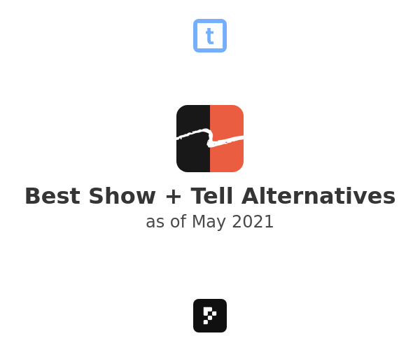 Best Show + Tell Alternatives