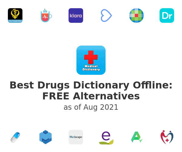 Best Drugs Dictionary Offline: FREE Alternatives