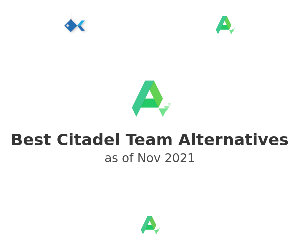 Best Citadel Team Alternatives