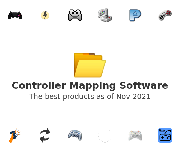 Controller Mapping Software