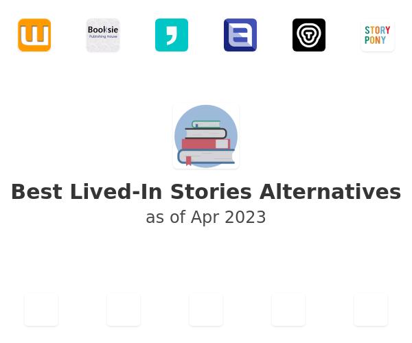 Best Lived-In Stories Alternatives