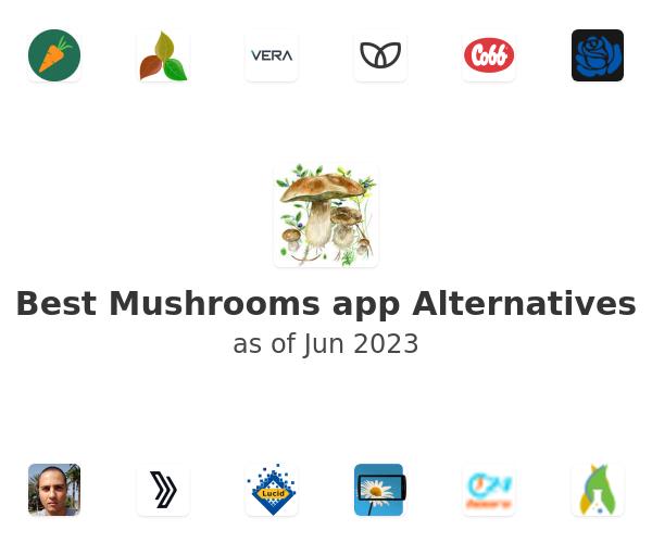 Best Mushrooms app Alternatives