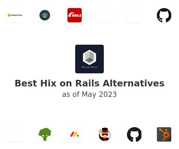 Best Hix on Rails Alternatives