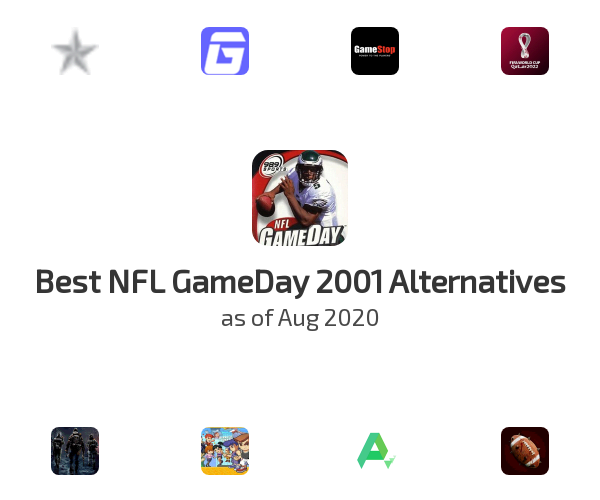 Best NFL GameDay 2001 Alternatives