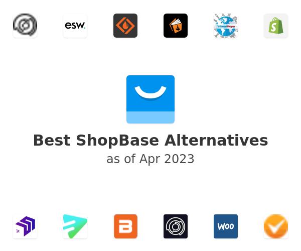 Best ShopBase Alternatives