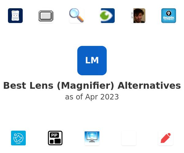 Best Lens (Magnifier) Alternatives