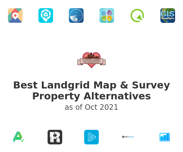 Best Landgrid Map & Survey Property Alternatives