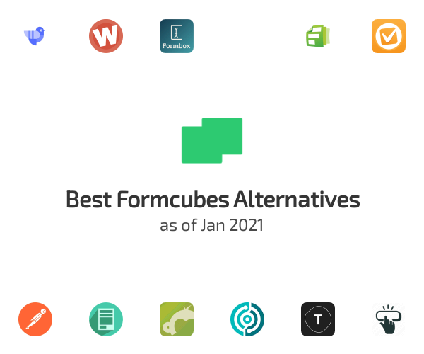 Best Formcubes Alternatives