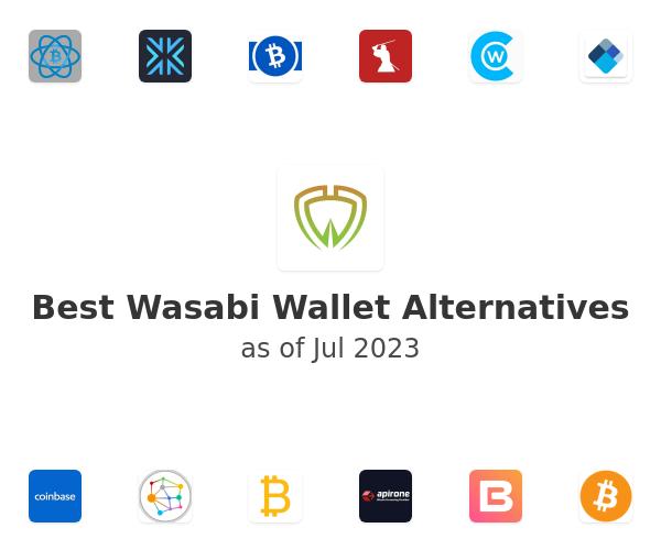 Best Wasabi Wallet Alternatives