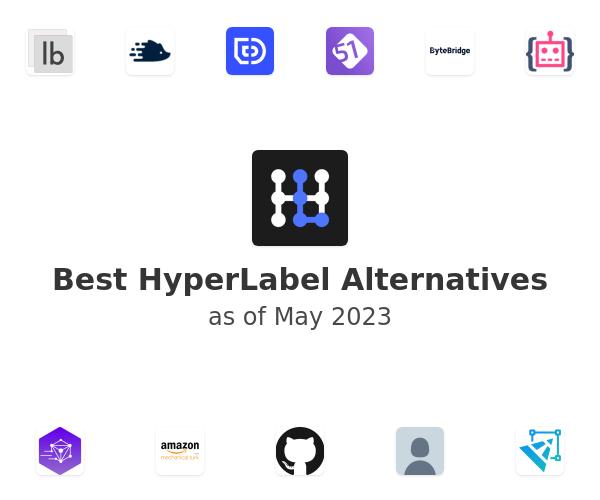 Best HyperLabel Alternatives