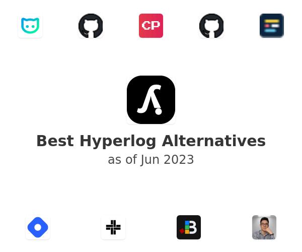 Best Hyperlog Alternatives