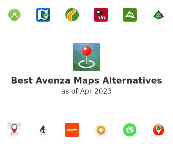 Best Avenza Maps Alternatives