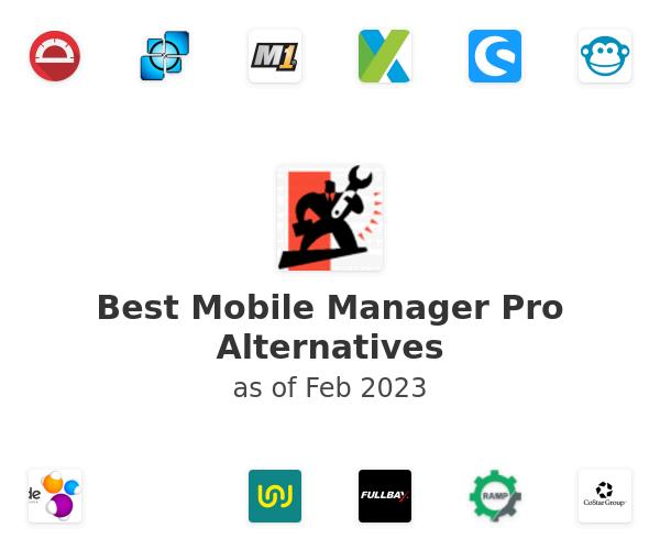 Best Mobile Manager Pro Alternatives