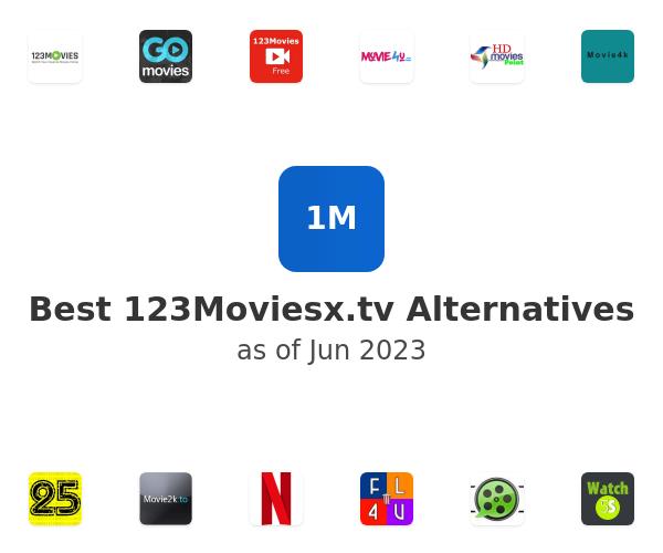 Best 123Moviesx.tv Alternatives