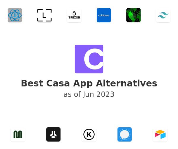 Best Casa App Alternatives