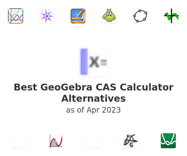 Best GeoGebra CAS Calculator Alternatives