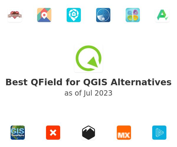 Best QField for QGIS Alternatives