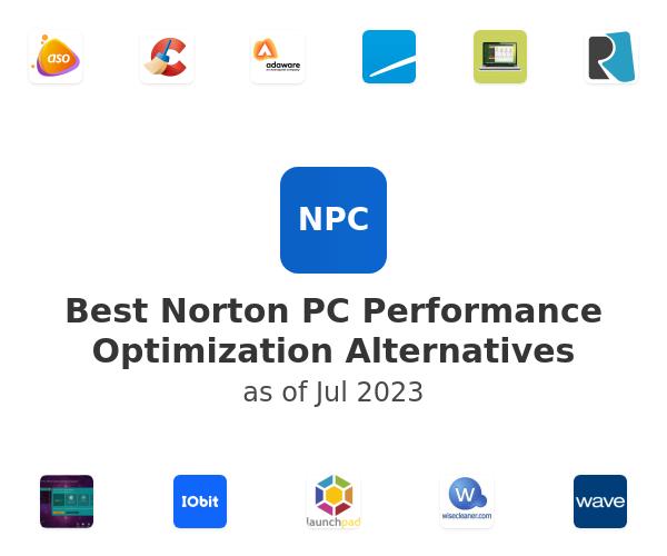 Best Norton PC Performance Optimization Alternatives