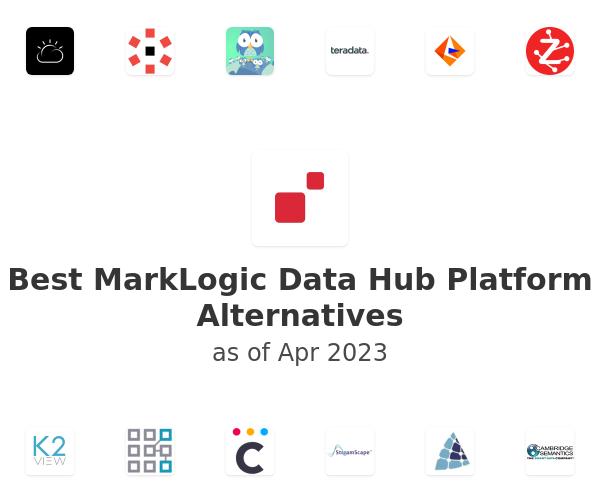 Best MarkLogic Data Hub Platform Alternatives