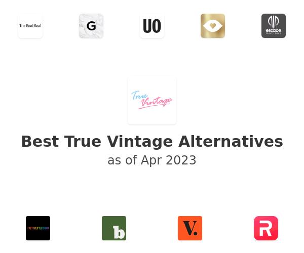 Best True Vintage Alternatives