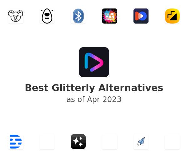 Best Glitterly Alternatives
