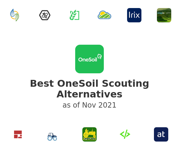 Best OneSoil Scouting Alternatives