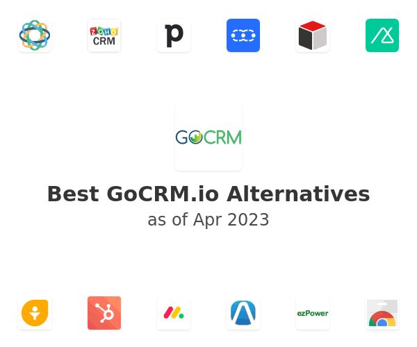 Best GoCRM.io Alternatives
