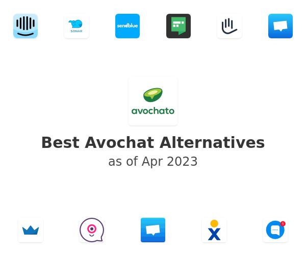 Best Avochat Alternatives
