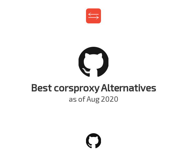 Best corsproxy Alternatives
