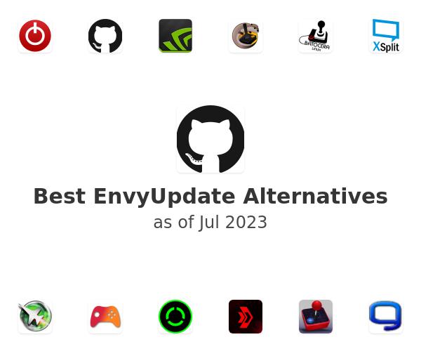 Best EnvyUpdate Alternatives