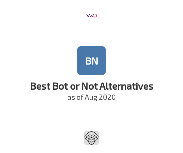 Best Bot or Not Alternatives