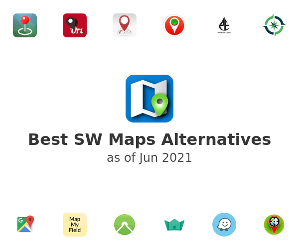 Best SW Maps Alternatives