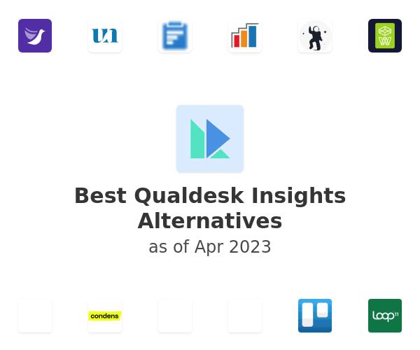 Best Qualdesk Insights Alternatives