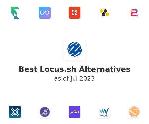 Best Locus.sh Alternatives