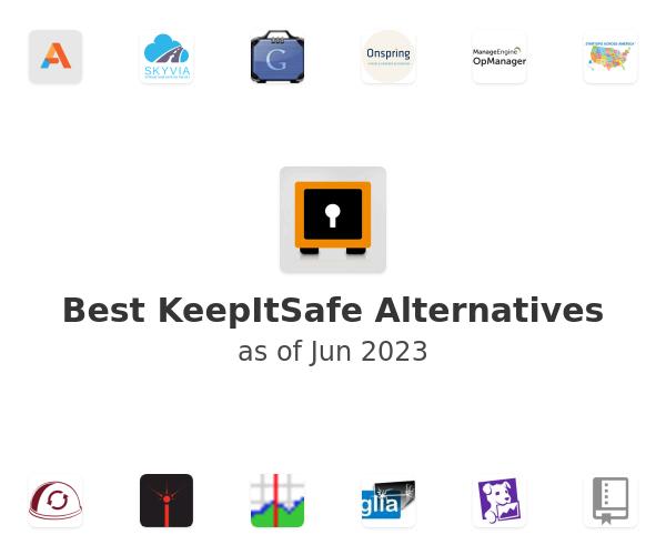 Best KeepItSafe Alternatives