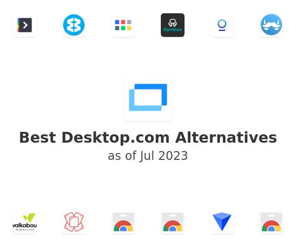 Best Desktop.com Alternatives