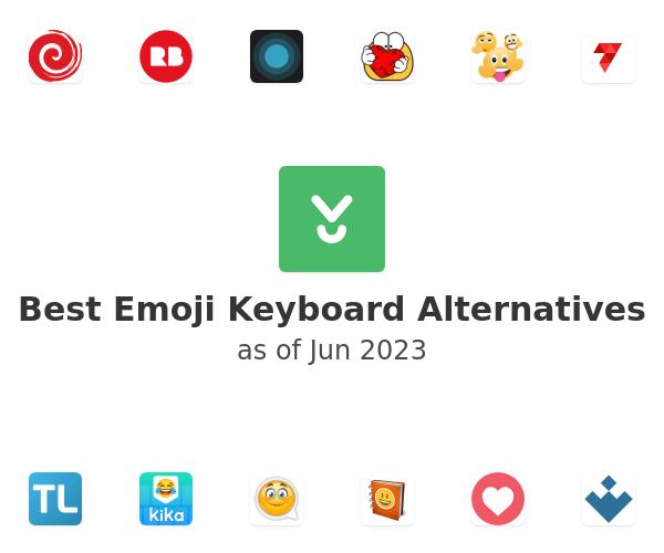 Best Emoji Keyboard Alternatives