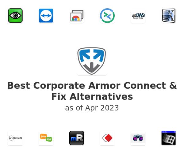 Best Corporate Armor Connect & Fix Alternatives