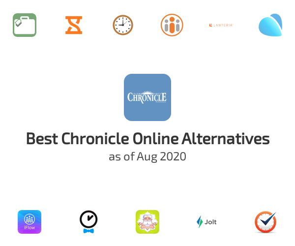 Best Chronicle Online Alternatives