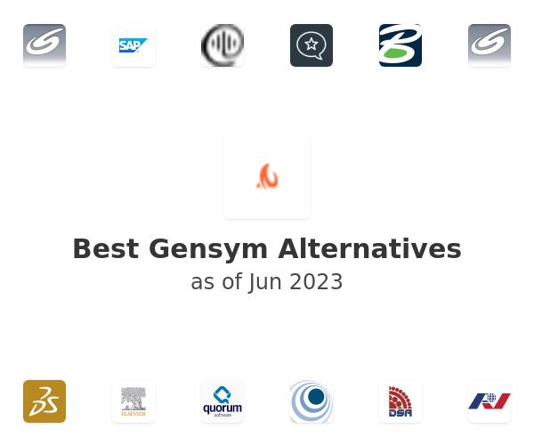 Best Gensym Alternatives