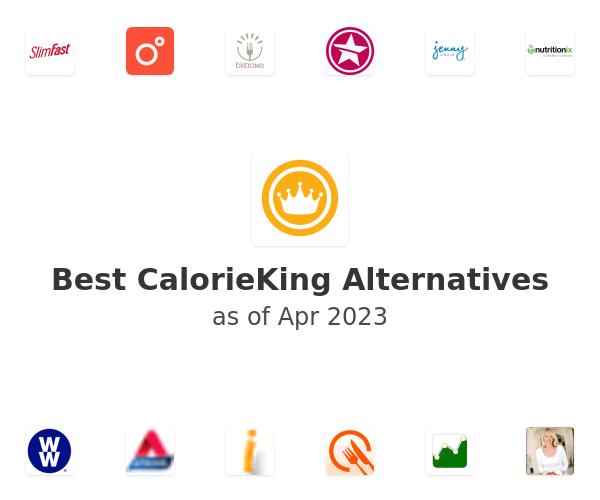 Best CalorieKing Alternatives