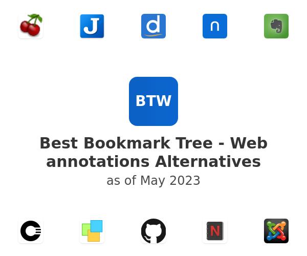 Best Bookmark Tree - Web annotations Alternatives