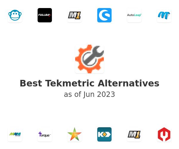 Best Tekmetric Alternatives