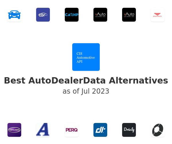 Best AutoDealerData Alternatives