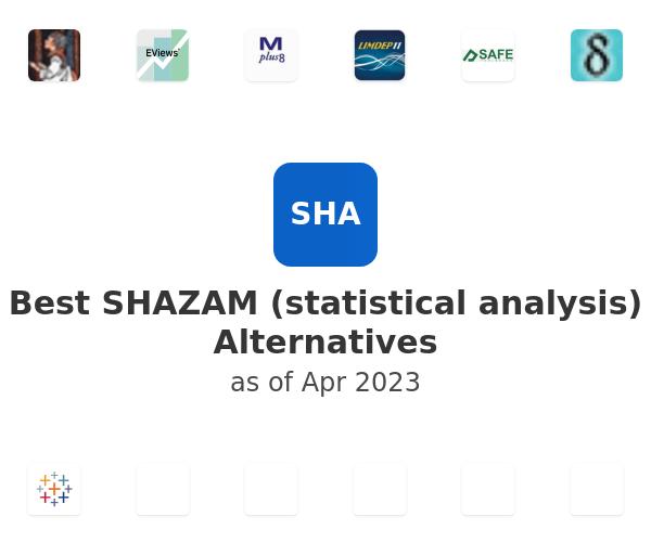 Best SHAZAM (statistical analysis) Alternatives