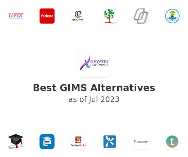 Best GIMS Alternatives