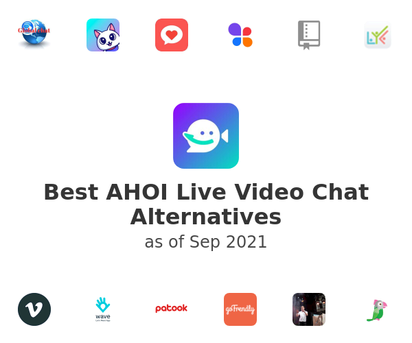 Best AHOI Live Video Chat Alternatives